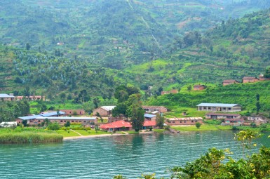 On the shores of Lake Kivu in western Rwanda lies a small community undergoing an incredible transformation.