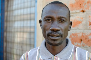 Like most of the CLISS students I spoke with, Gordon Makoi has faced difficulties in his life.