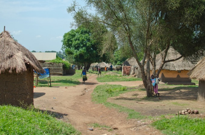 Across South Sudan, tens of thousands of children do not have access to adequate education. In the town of Yei, many families are still struggling to recover from the country's brutal civil war.­­