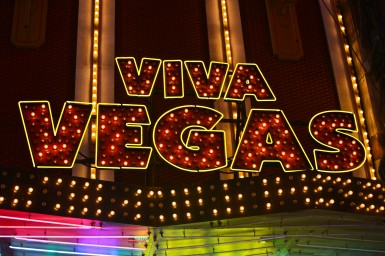 Las Vegas, where my friend sought to begin a new life