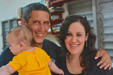Our pastor friend Kendry and his family open their house daily to help train church leaders in rural Cuba.