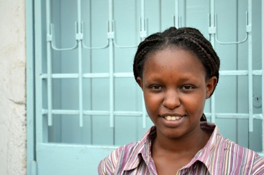 Wambui, a mentor and encouragement to me, has been a face of hope for street children for the last 10 years.