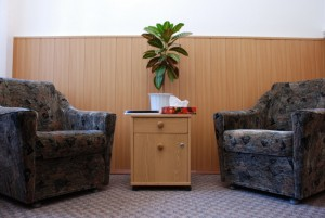 One of MTU's counseling rooms where many pregnant women receive hope for the first time.