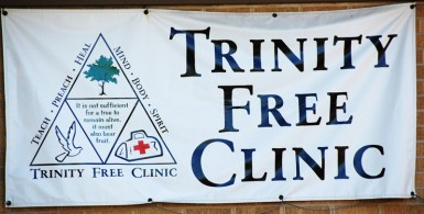 A clinic with a clear purpose.