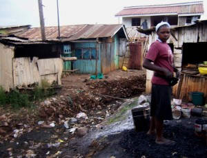 Families living in slums like Githogoro on the outskirts of Nairobi struggle to break the cycle of generational poverty.
