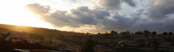 Kibera truly is the largest slum in Africa, home to almost 1 million people.